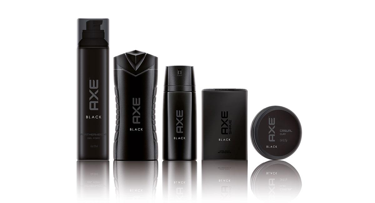 AXE BLACK – Weniger ist mehr