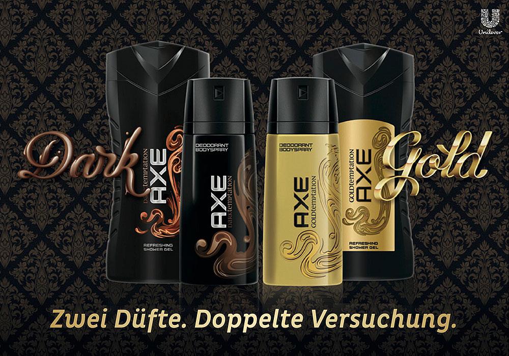 AXE Dark & Gold Temptation