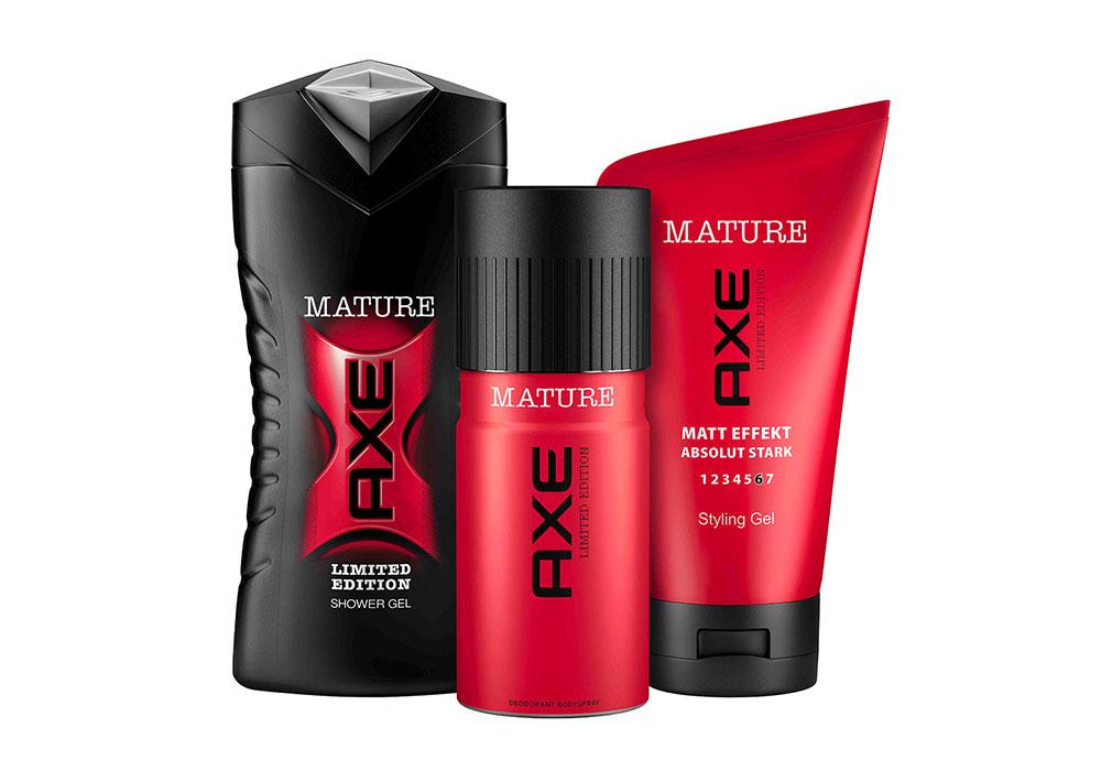 AXE MATURE - Der Duft für Fortgeschrittene