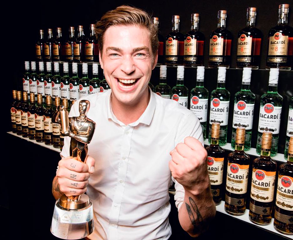 Winner 2017 Bacardi Legacy Competition