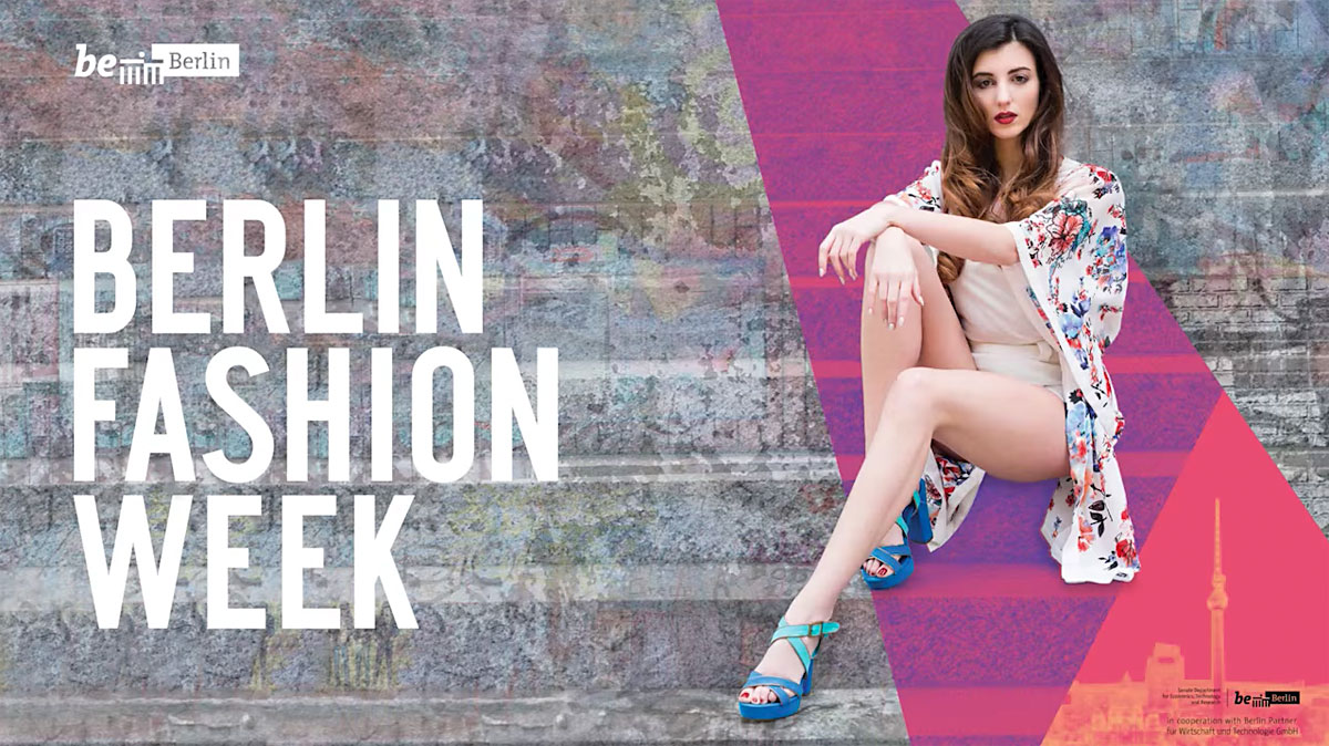 Berlin Fashion Week 2016