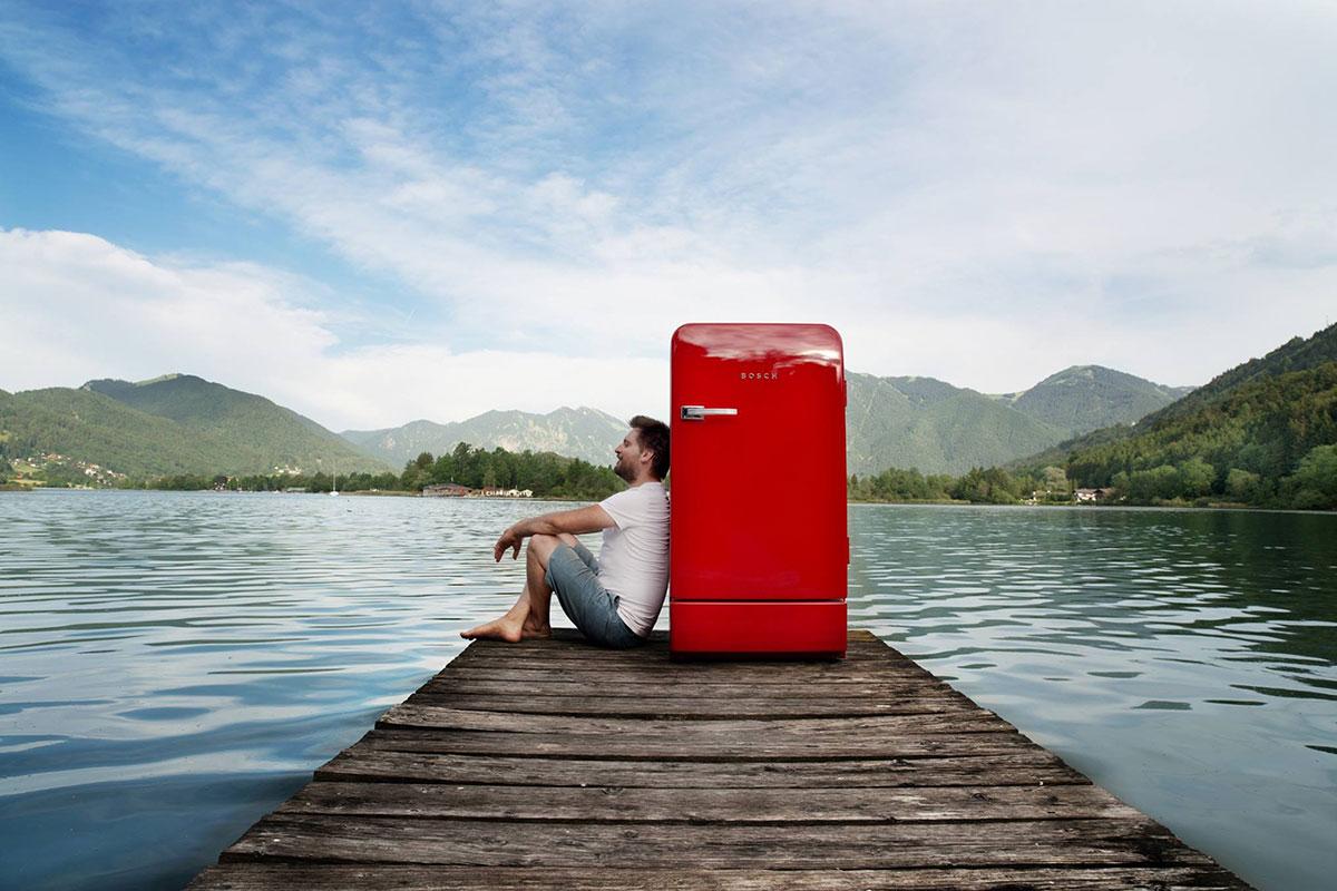 Bosch Kühlschrank zum Verlieben
