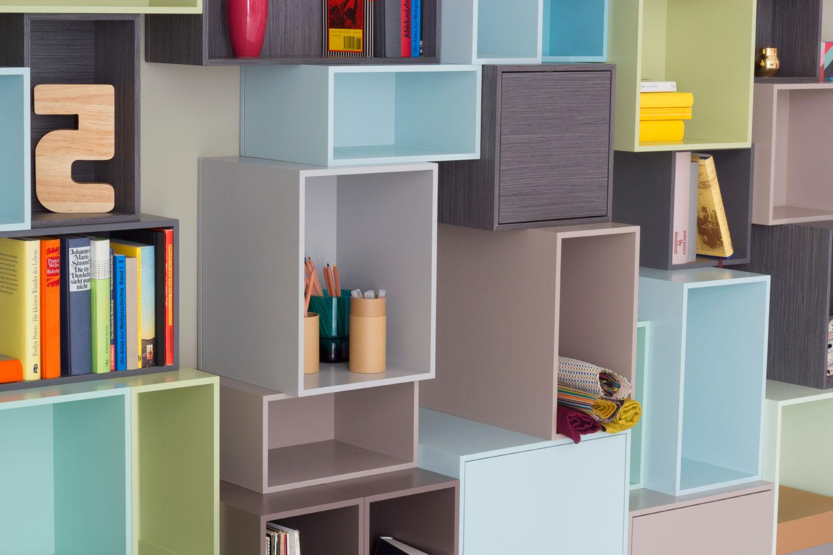 Cubit – individuelle Möbelstücke für jeden Raum, jede Ecke und für ein ganzen Leben