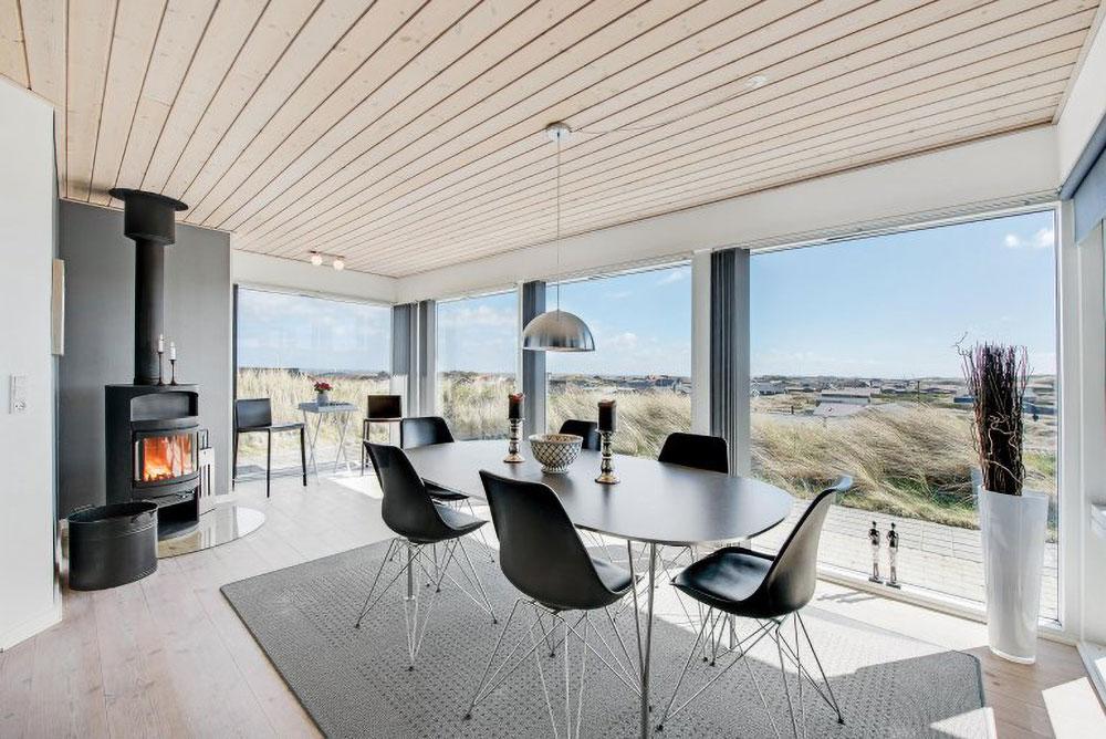 Ein Ferienhaus in Dänemark ...