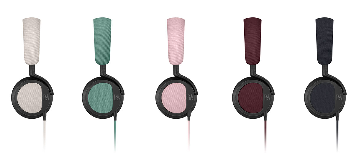 BeoPlay H2 Farben