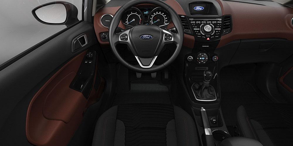 Der Ford Fiesta