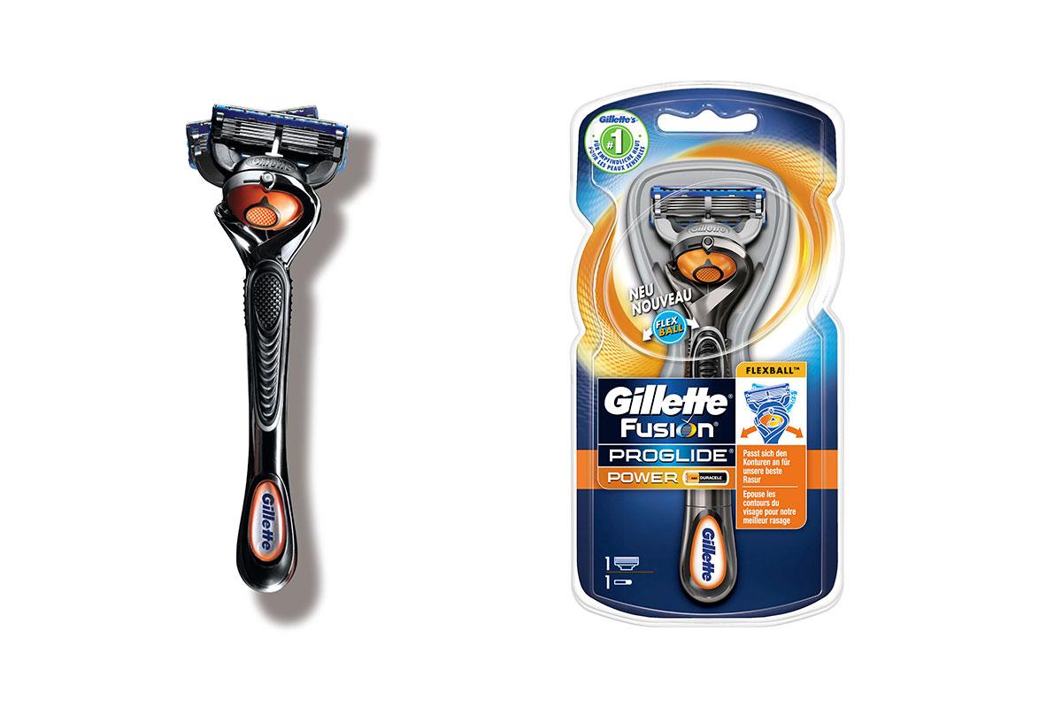Der neue Gillette