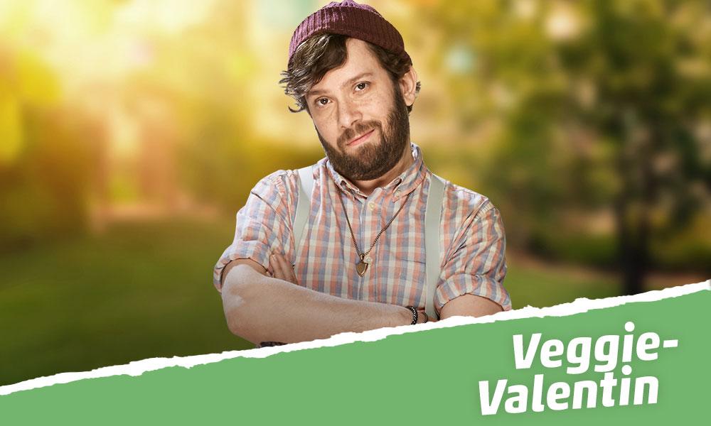 *Sponsored Post* Veggie-Valentin und das peinliche Ständchen