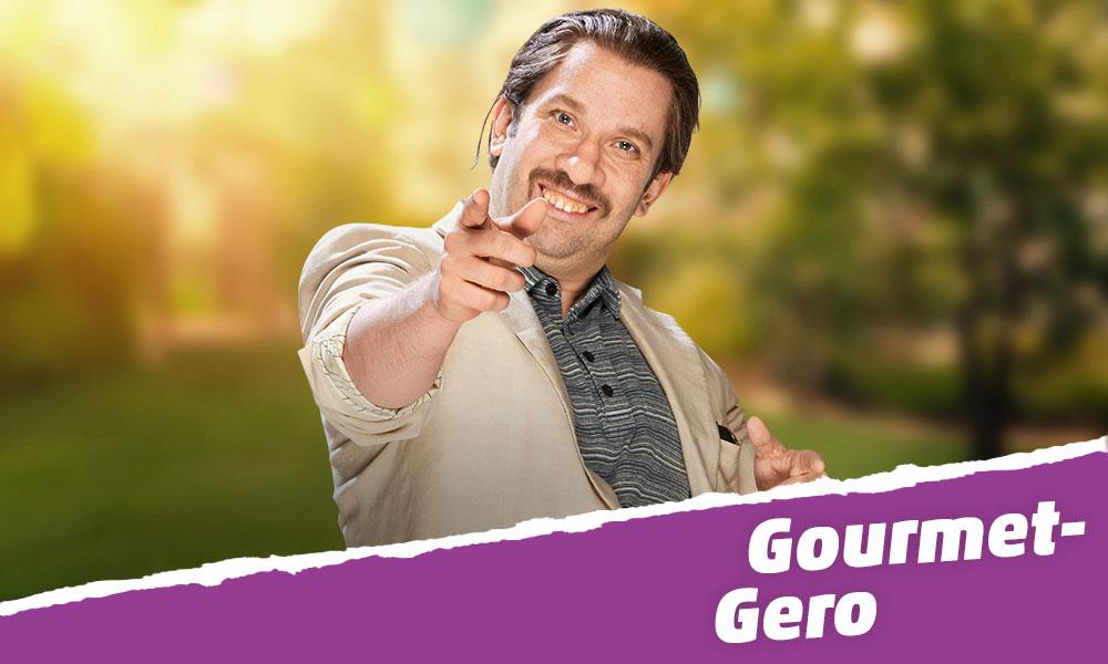 *Sponsored Post* Gourmet-Geros Grillweisheiten