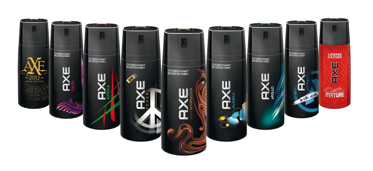 Die neue AXE Generation