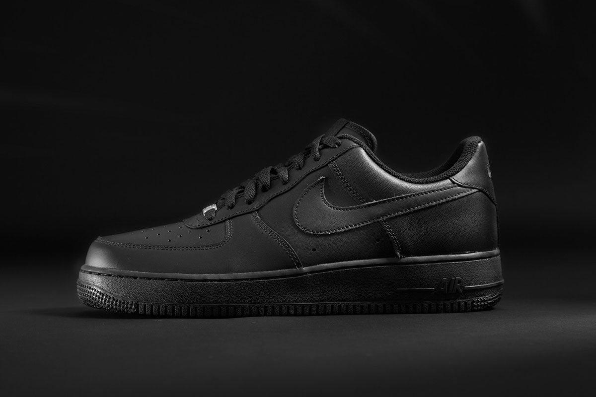 Die Triple Black Collection von Foot Locker