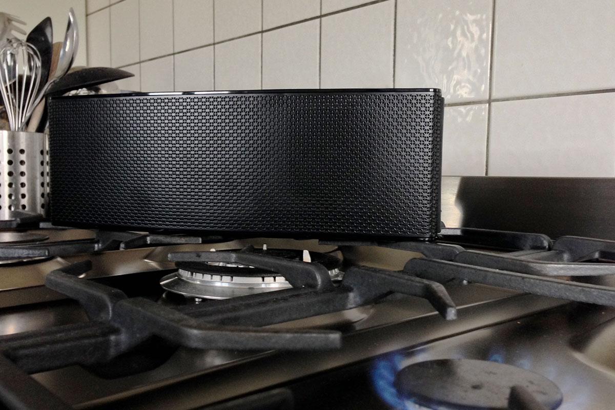 Musik beim Kochen