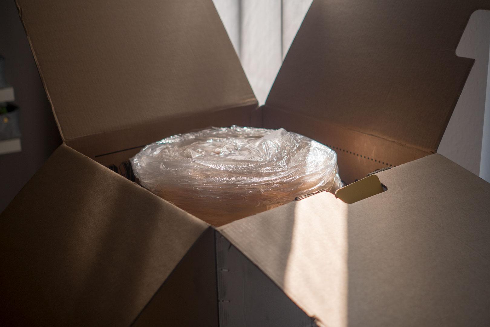 Kompakt verpackt