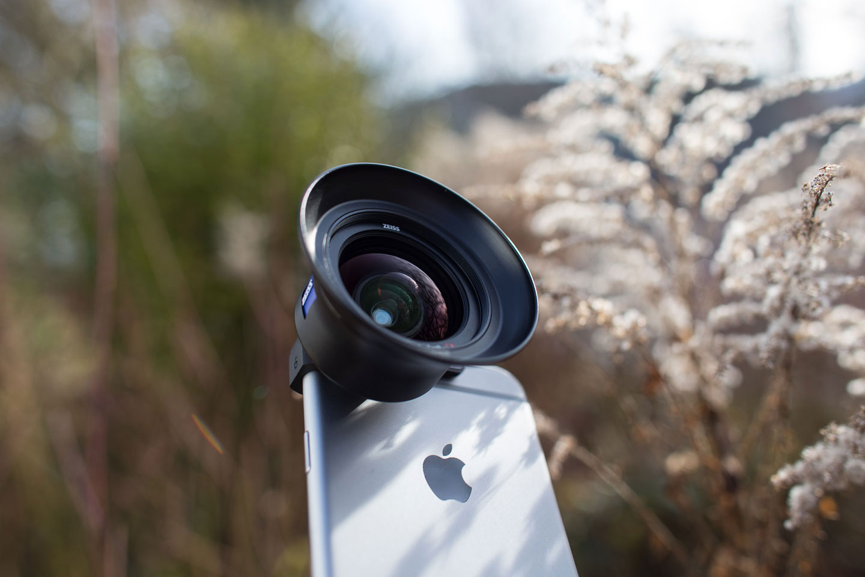 Das fortschrittlichste Objektiv-System für dein Smartphone: Zeiss ExoLens