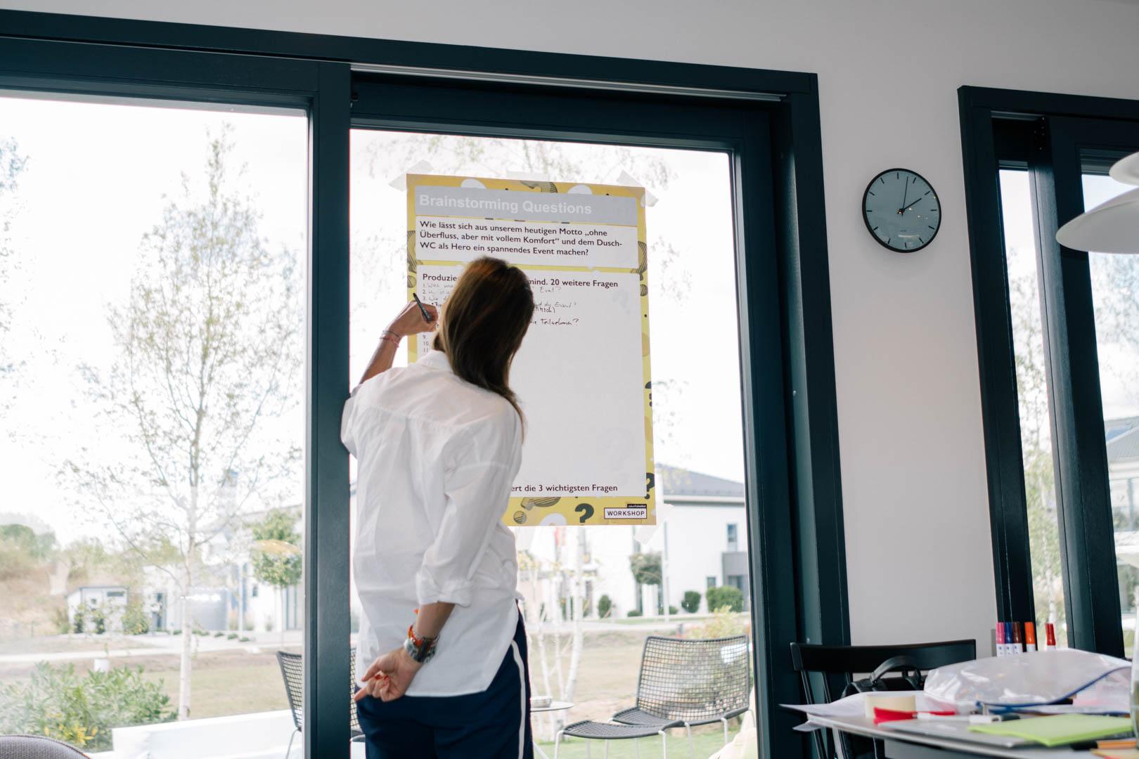Leben und arbeiten auf 50 Quadratmetern – Unser Workshop im FlyingSpace
