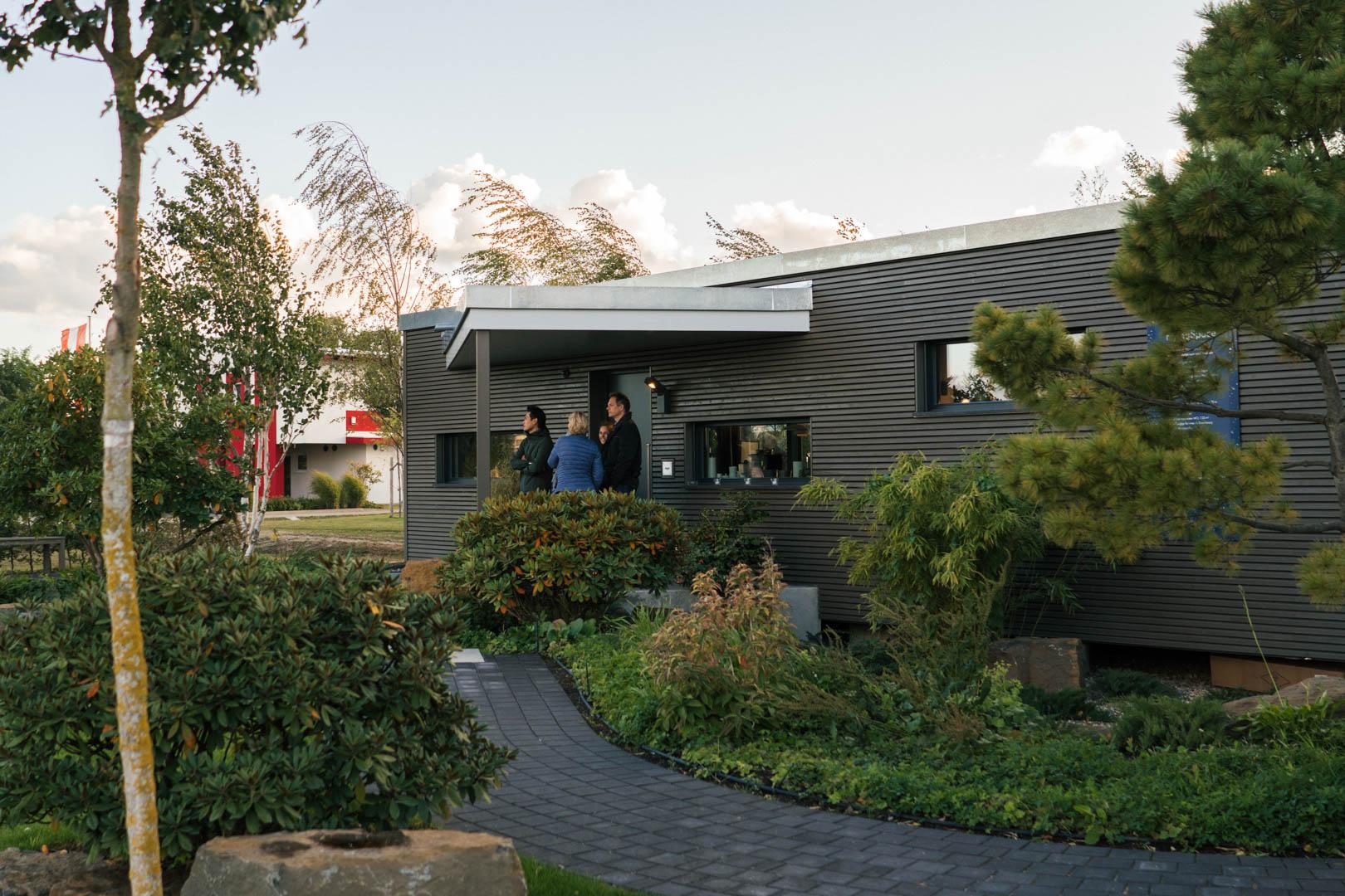 Bloggerhaus in Potsdam – Unser AquaClean Geberit Event im Minihaus
