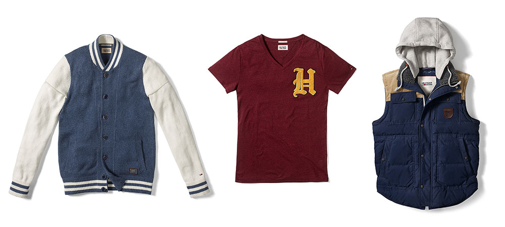 Hilfiger Denim New Varsity