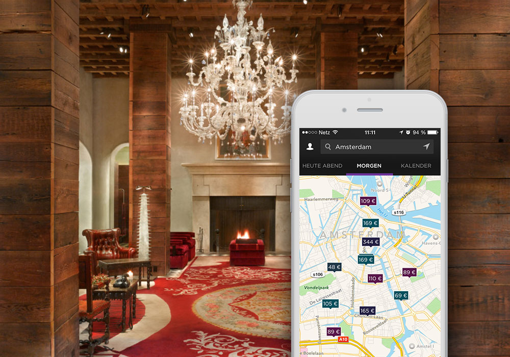 Hotels kurzfristig buchen