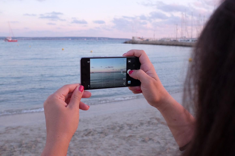 Von Mallorca nach London – Auf Reise mit dem Fotografen-Smartphone Huawei P9