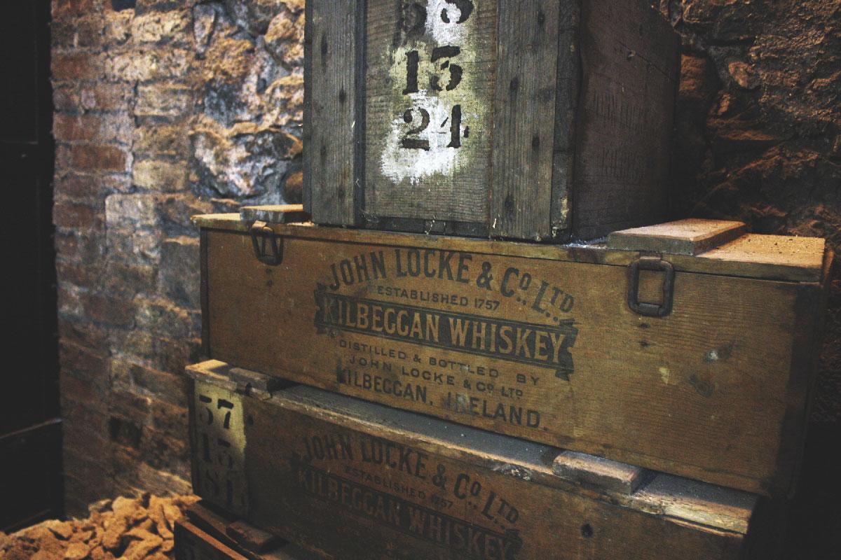 Whiskey Kisten