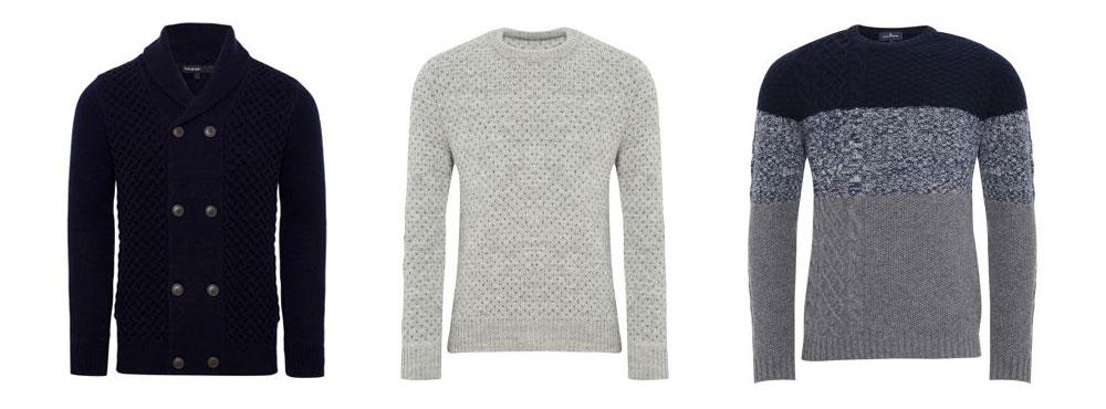 Männer-Pullover für den Winter