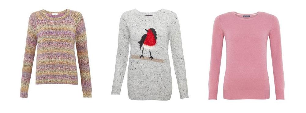 Warme Pullover für Frauen