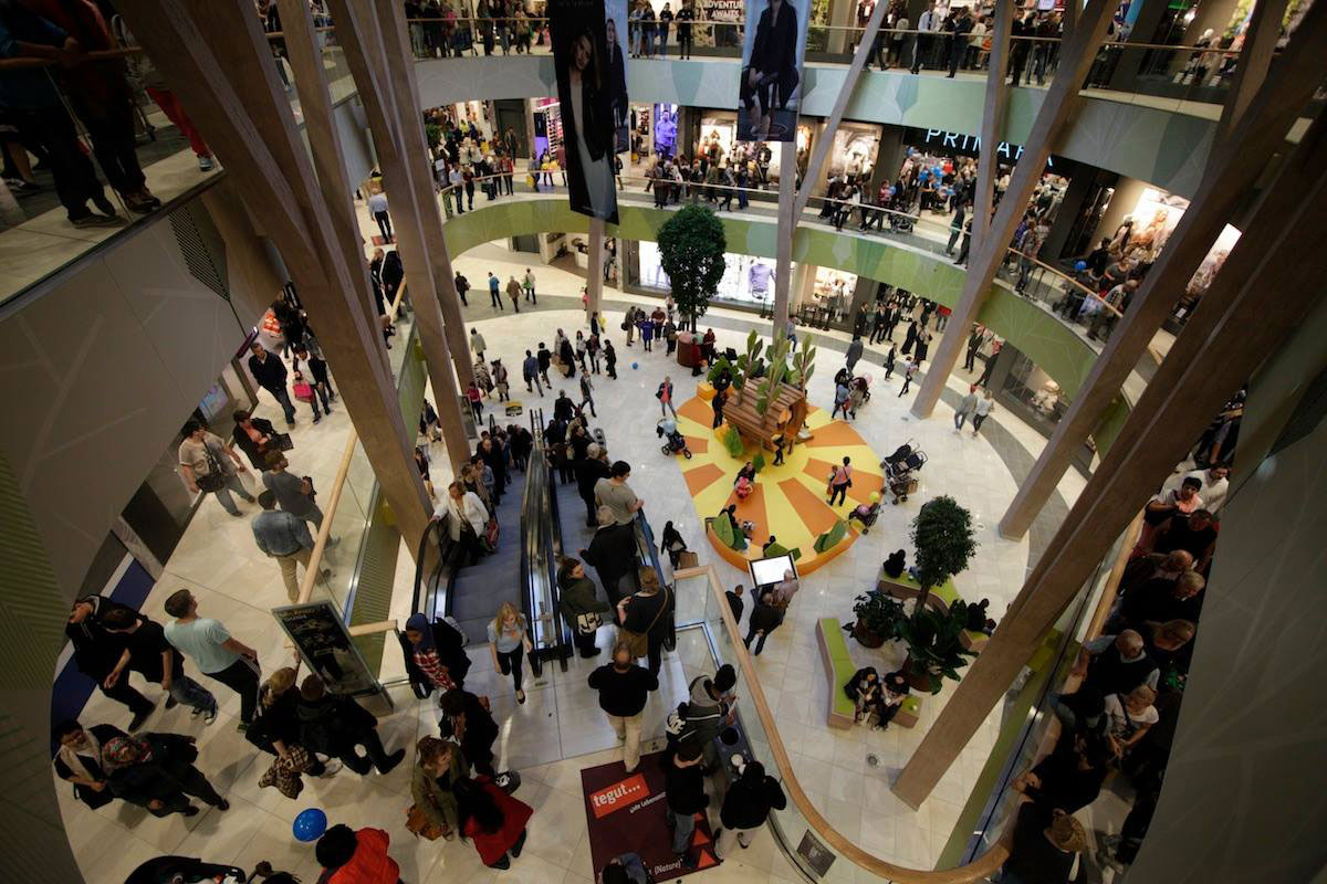 Einkaufen in Stuttgart
