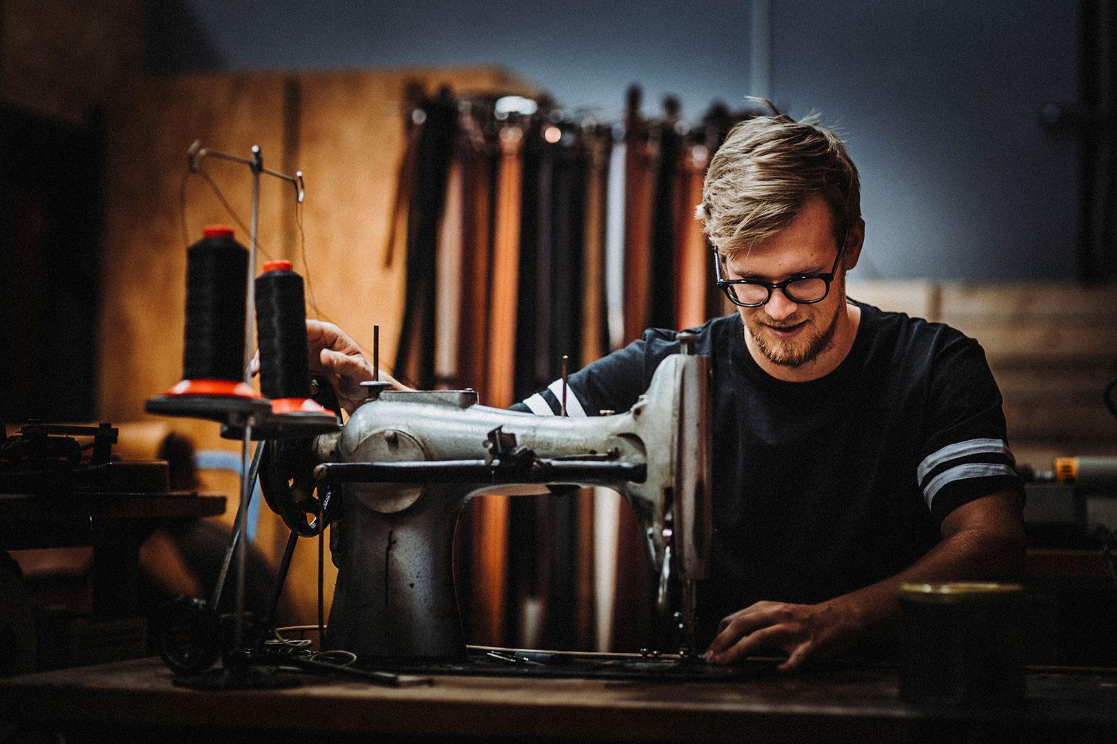Hochwertige Manufaktur Gürtel für jeden Anlass – Made in Bavaria