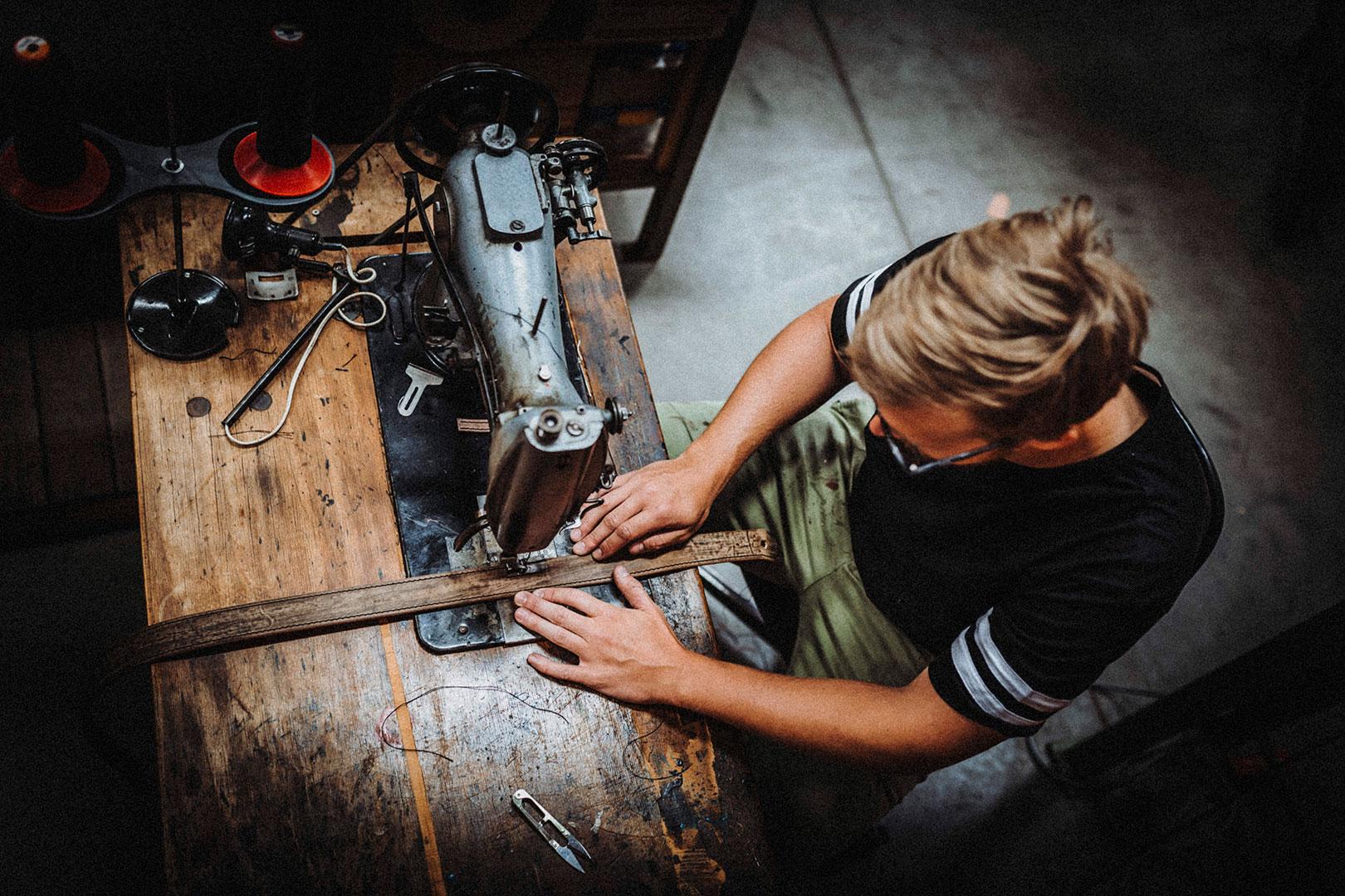 Handgemachte Gürtel in höchster Manufaktur-Qualität