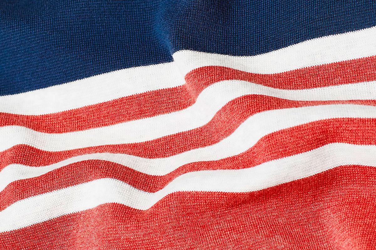 The White Stripes oder The Red Stripes? Der Frühling wird gestreift