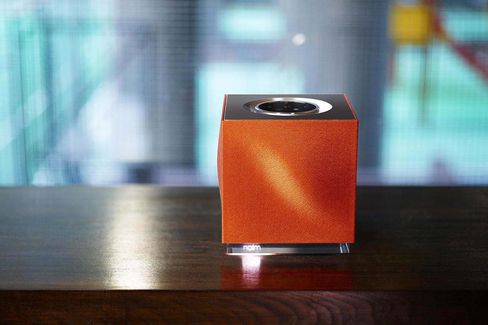 Musikgenuss mit Highend Lautsprechern von Naim