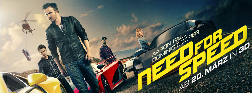 Need For Speed - Der Film