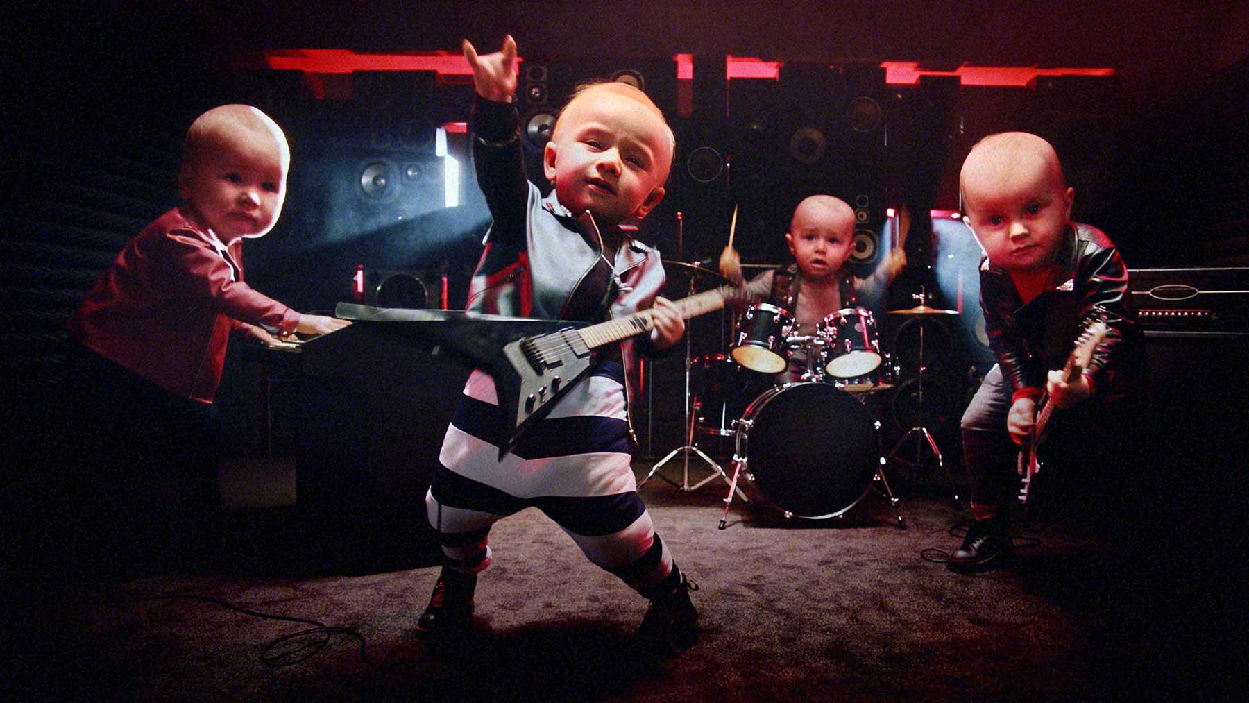Rock me Baby – one more Brokkoli