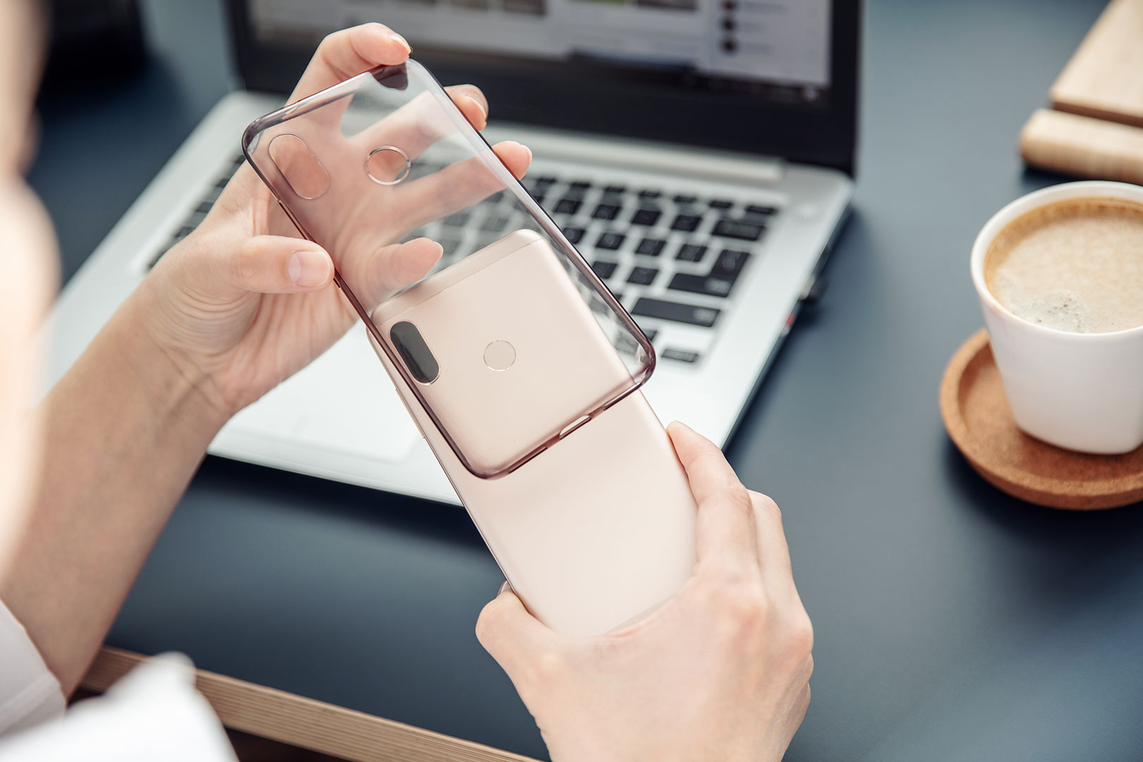 Nicht nur Handyhüllen schützen dein Smartphone