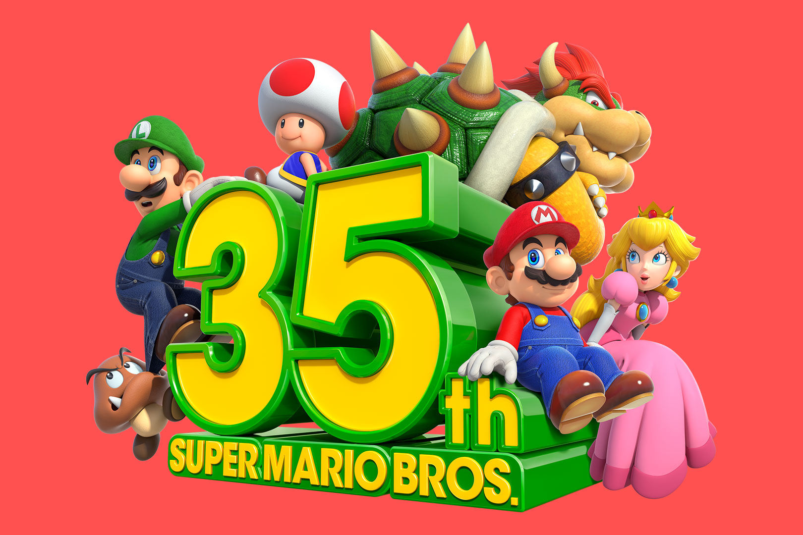 35 Jahre Super Mario – das große Jubiläum