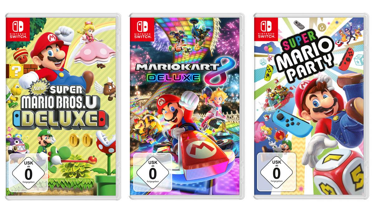 35 Jahre Super Mario Gewinnspiel