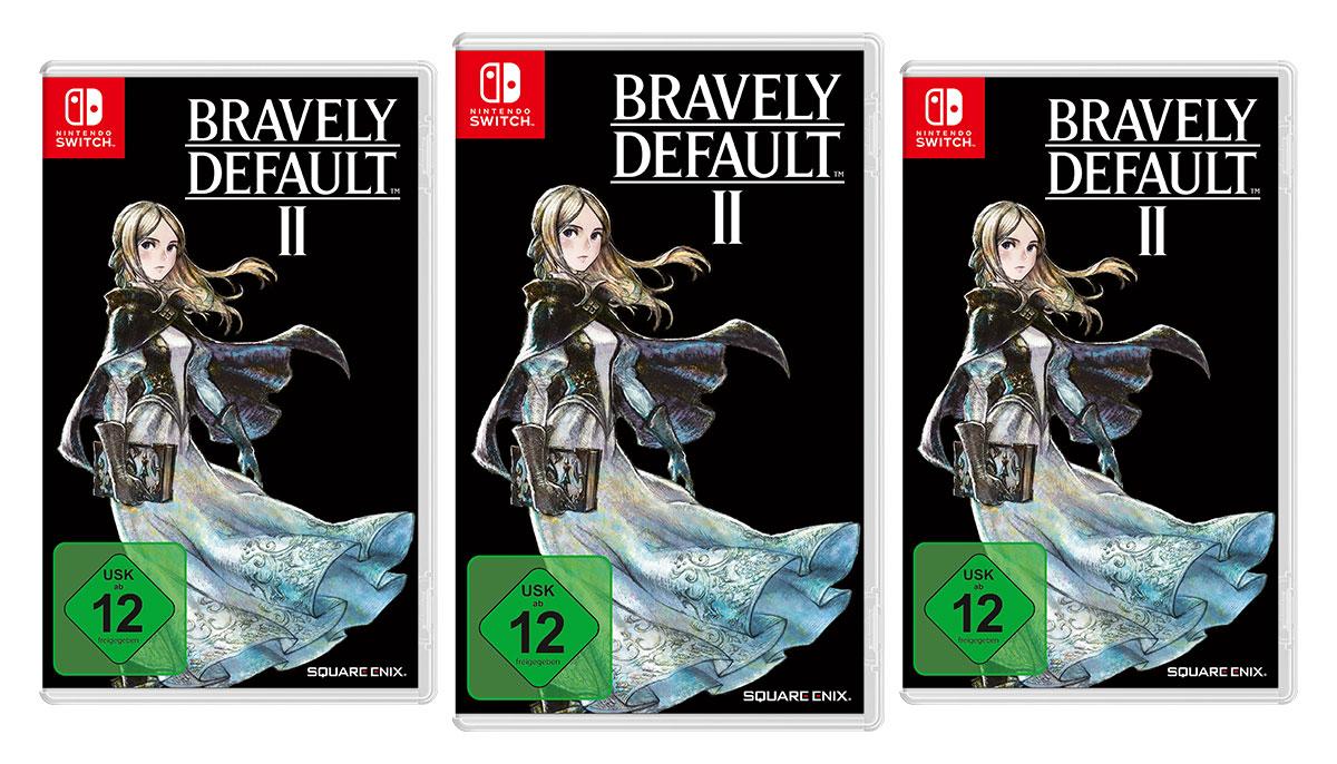 Bravely Default II Verlosung mit Nintendo