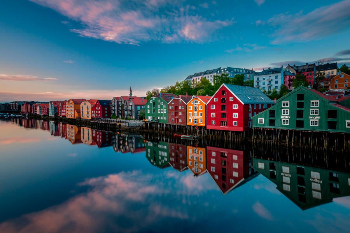 Dein nächstes Reiseziel: Trøndelag – im Herzen von Norwegen