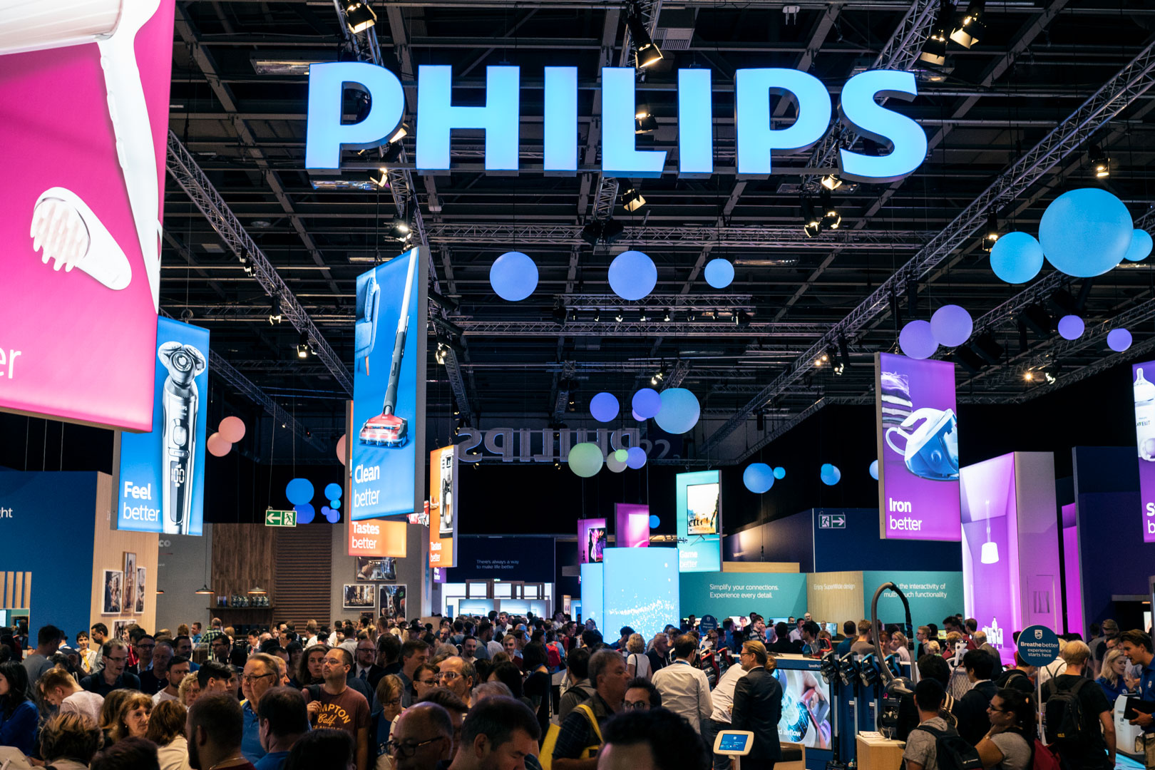 Für einen besseren Schlaf – Unsere Philips-Highlights der IFA 2018 in Berlin
