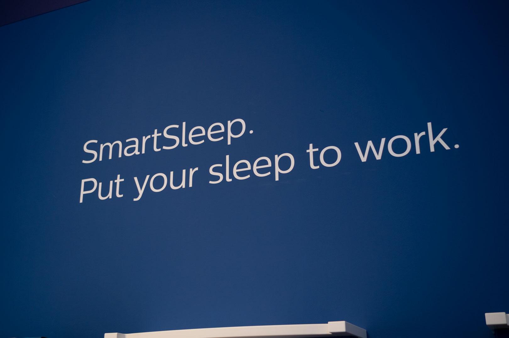 Put your sleep to work