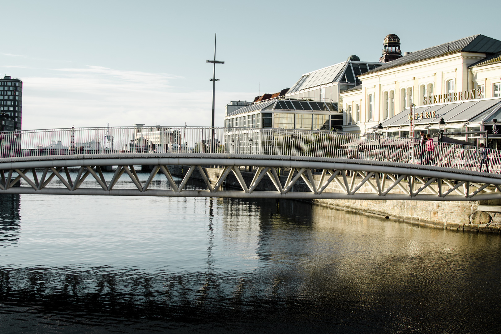 Malmö im Süden Schwedens