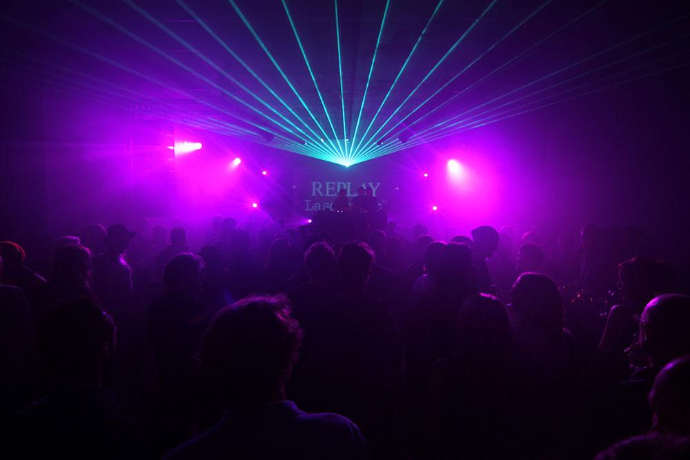 Replay Laserclub in München