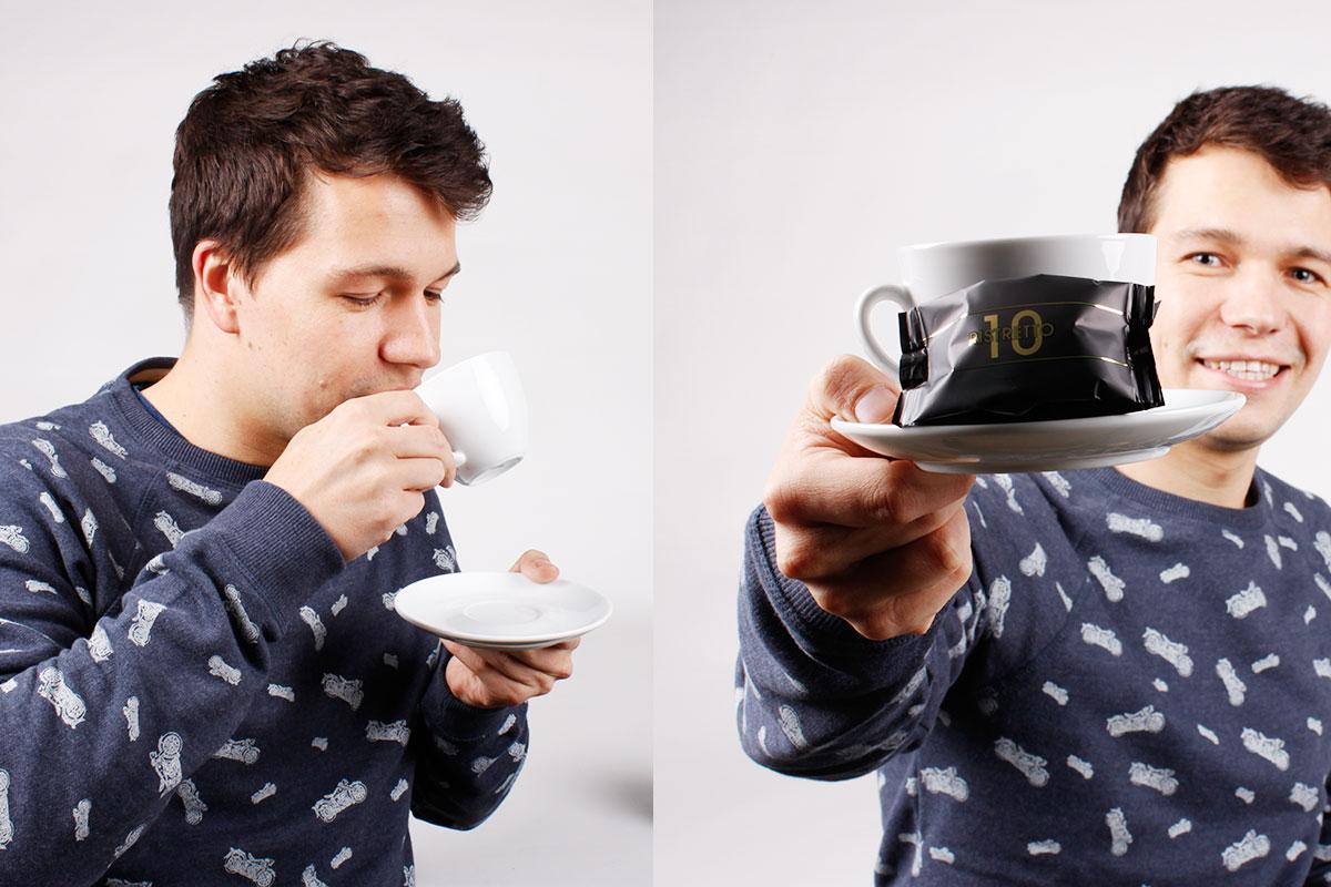 Senseo Capsules Espresso Ristretto