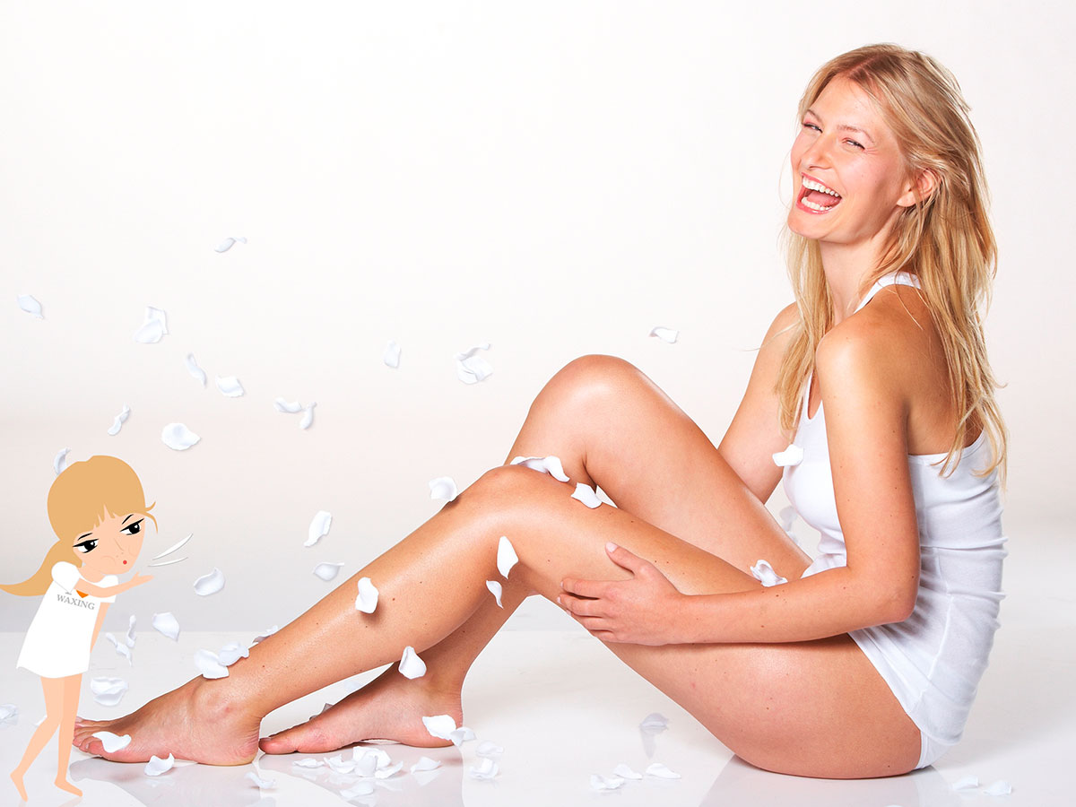 Sugaring und Waxing