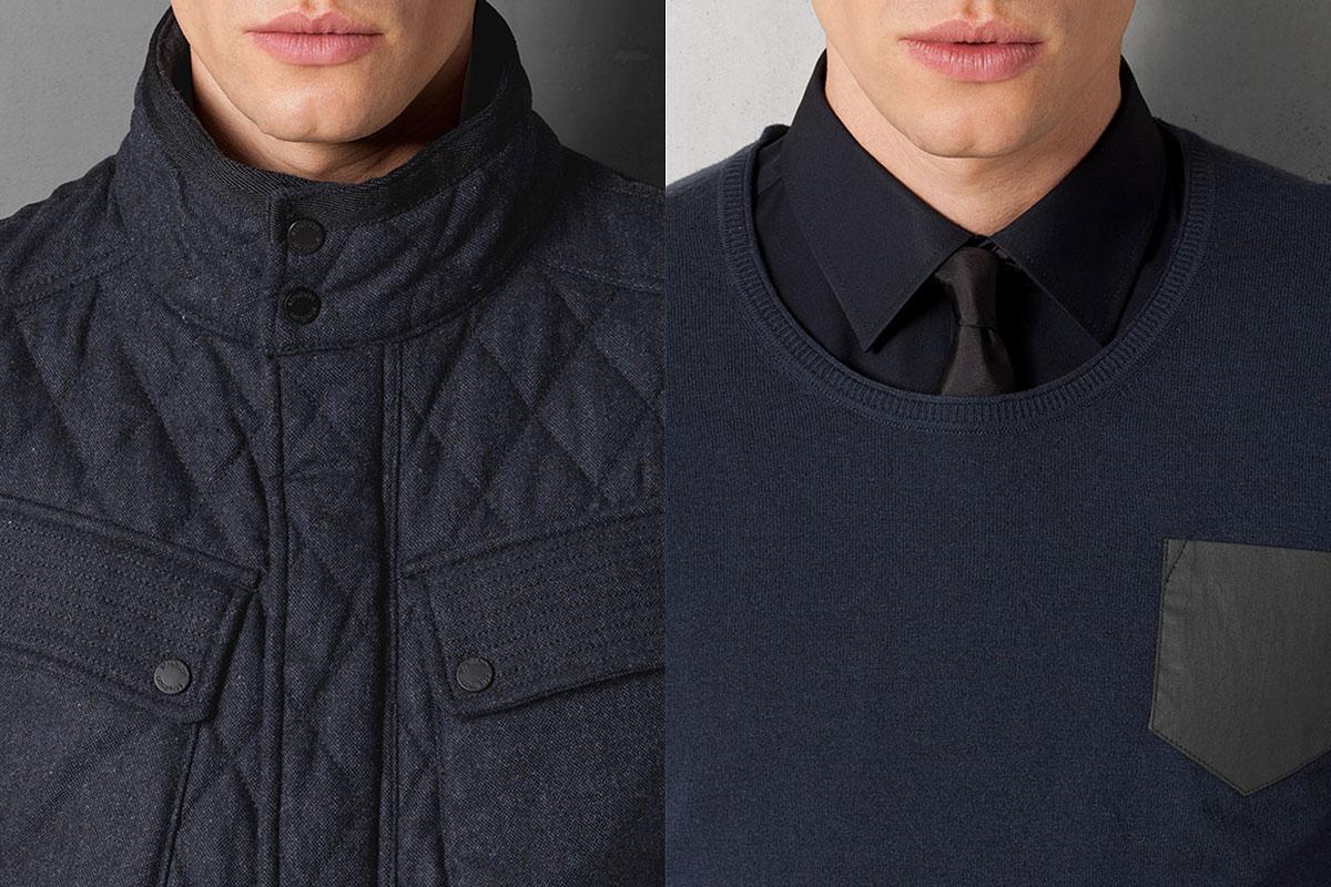 Winter-Outfit für Männer