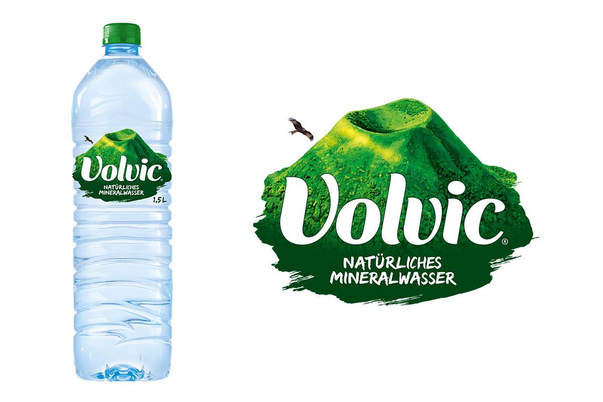 Der kraftvolle Ursprung von Volvic