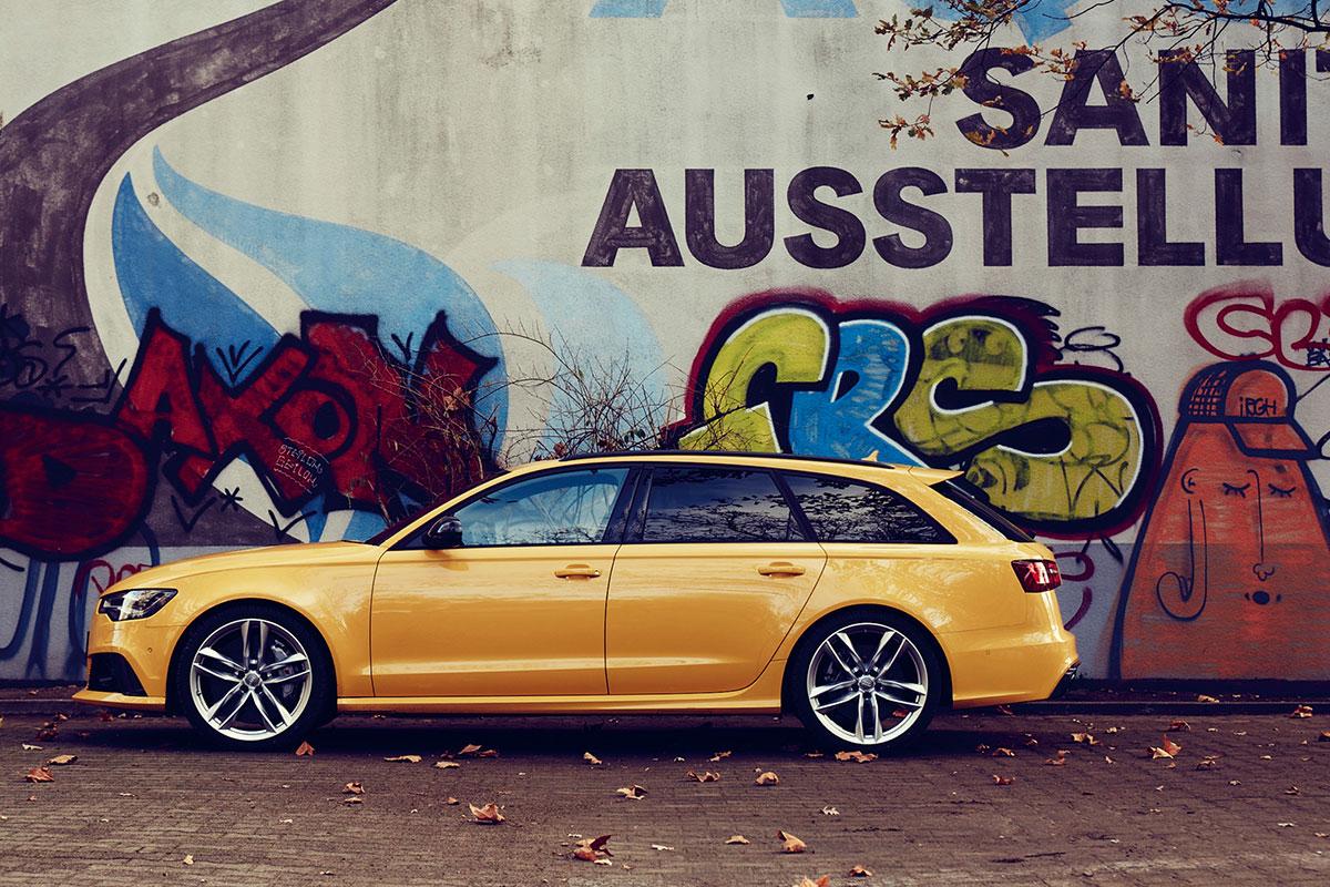 Audi präsentiert