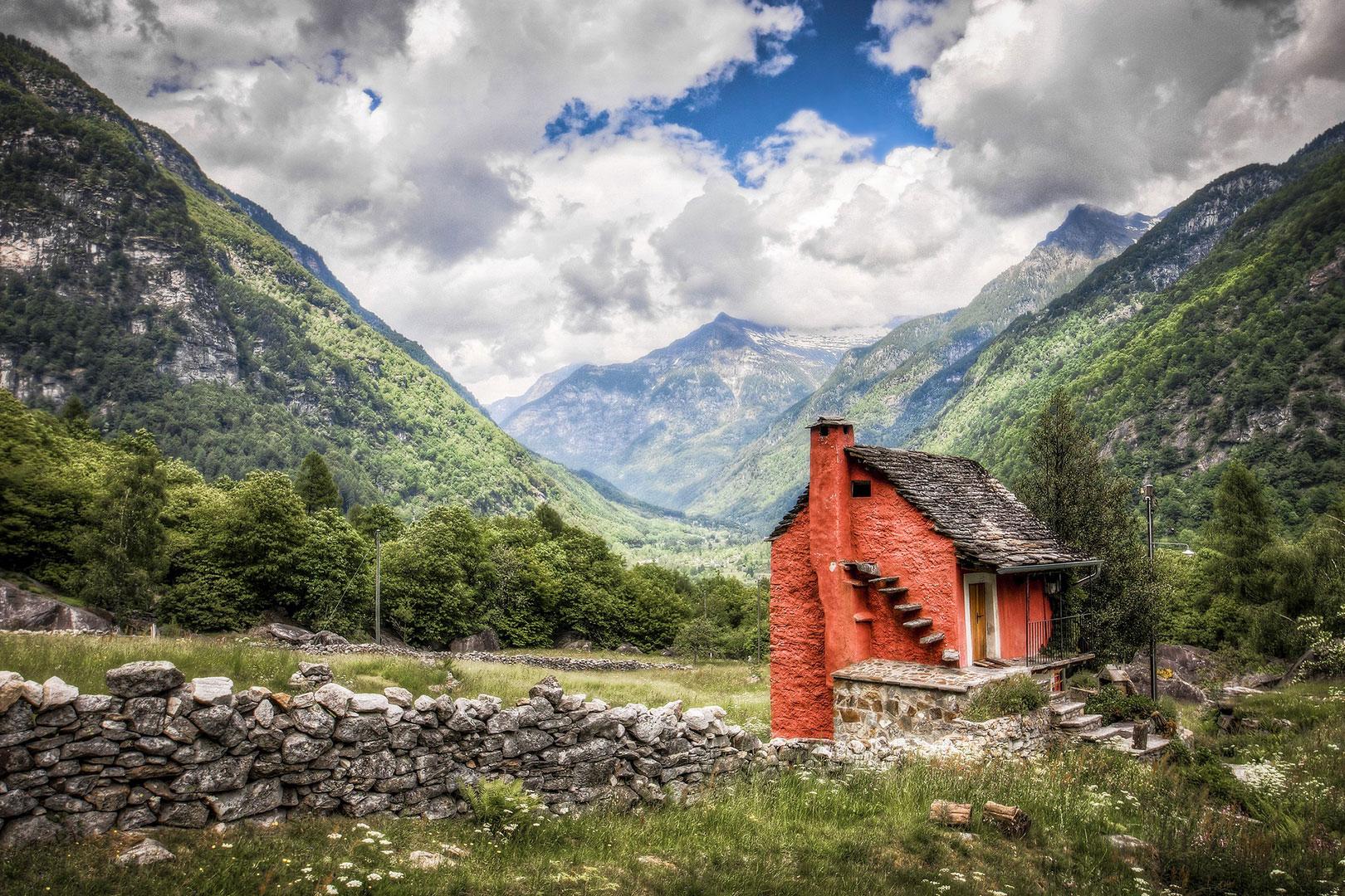 Ein Wochenende in der Schweiz: auf den Spuren von Heidi – aber nicht nur