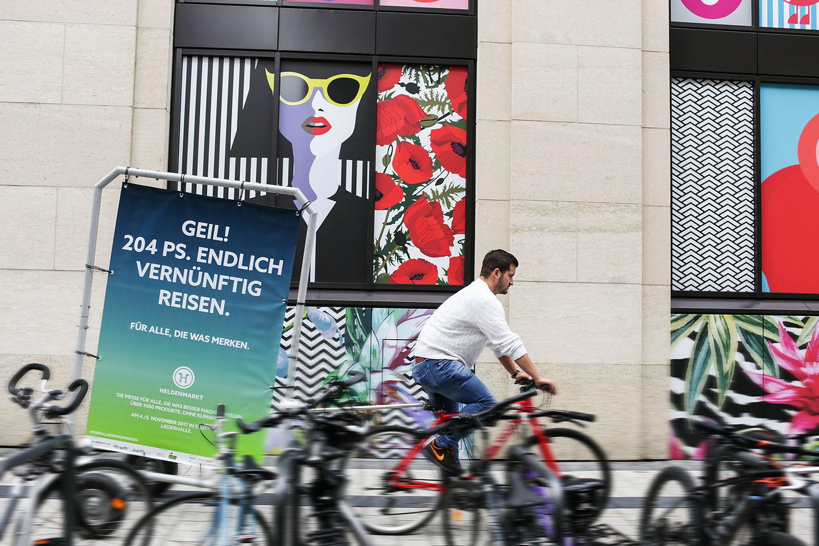 Erster Heldenmarkt in der Stuttgarter Innenstadt + Ticketverlosung