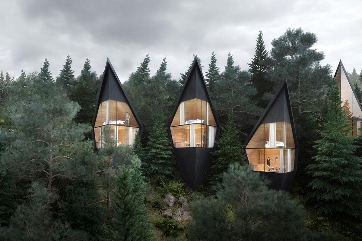Tree Houses von Peter Pichler – Ein Kindertraum wird wahr